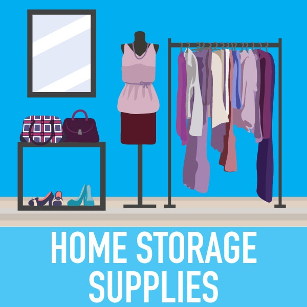 Home Storage Supplies