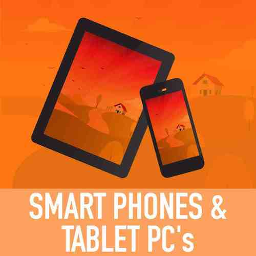 Mobile Phones & Tablet PC