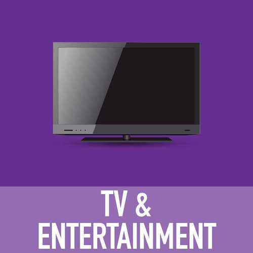 TV's and Entertainment