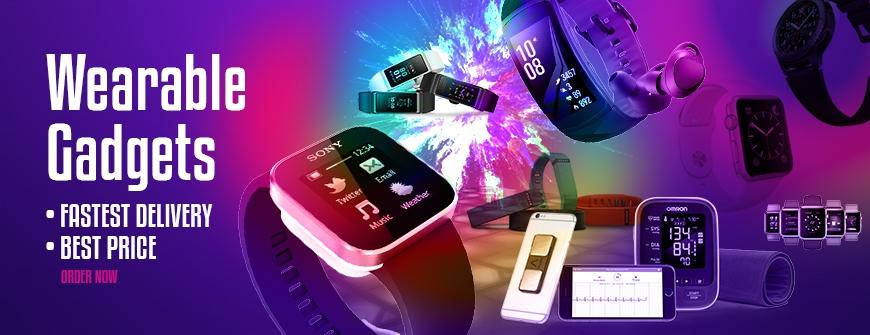 Wearable Gadgets