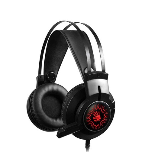 A4Tech Bloody J437 Gaming Headset Price in Pakistan   Buy A4Tech Over-Ear  Gaming Black   iShopping.pk