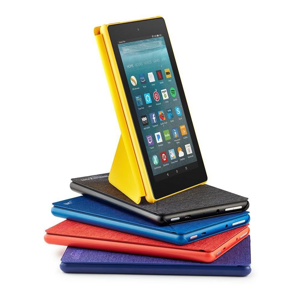 b4d5e62546a2f Amazon Fire 7 8GB WiFi Tablet Black