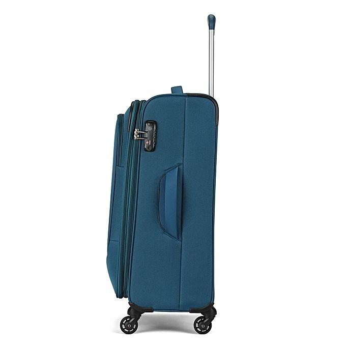 40443e262 Carlton Hamilton 4 Wheel Soft Trolley Bag Price in Pakistan   Buy ...
