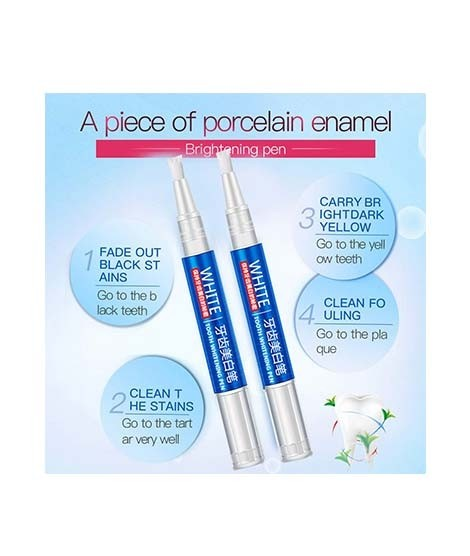 One Spring Teeth Whitening Pen Price In Pakistan Buy Diy Store