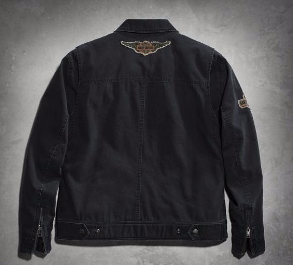Harley-Davidson® Men/'s Becher Garage Jacket 98569-16VM