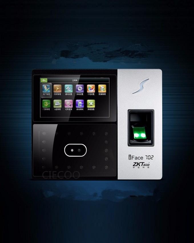 ZKteco IFace302 Multi-biometric Identification Attendance And Access  Control Terminal