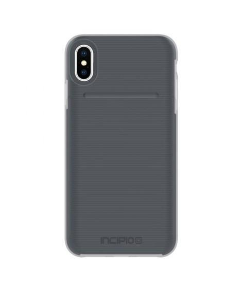 sale retailer 01711 a501a Incipio Stashback Asphalt Black Case For iPhone XS Max