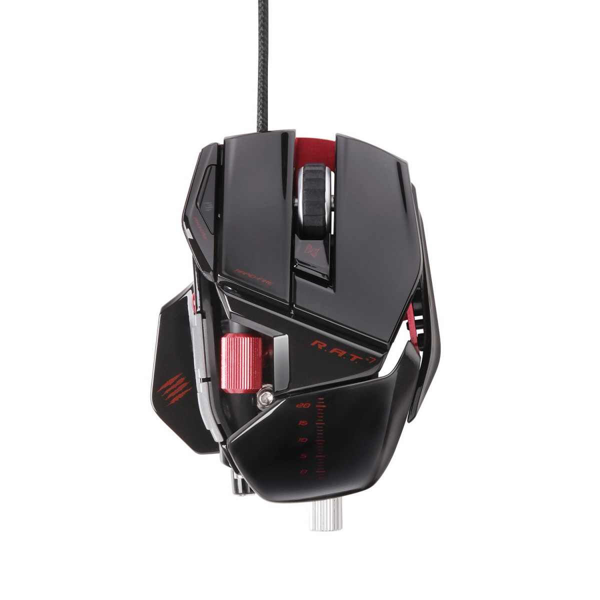 21f7ad5246b Mad Catz Gaming Mouse Price in Pakistan | Buy Mad Catz R.A.T. 7 Gaming Mouse  for PC and Mac | iShopping.pk