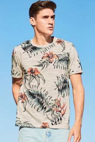 0679be4ce3 Next Fabric Interest Floral Men s T-Shirt Price in Pakistan