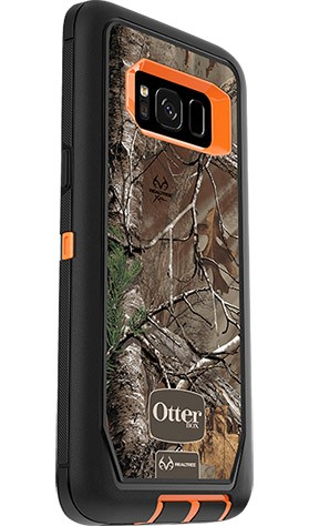 best service 72b5c 696e4 OtterBox Defender Series Realtree Xtra Camo Case For Galaxy S8