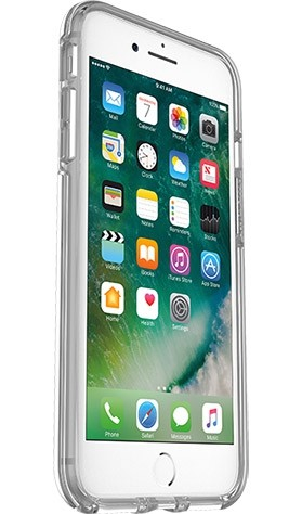 sale retailer 038b0 a32e9 OtterBox Symmetry Clear Graphics Hello Ombre Case For iPhone 8 Plus