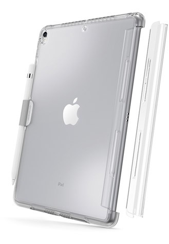 promo code 8de0a 0e587 OtterBox Symmetry Series Clear Case For iPad Pro 10.5
