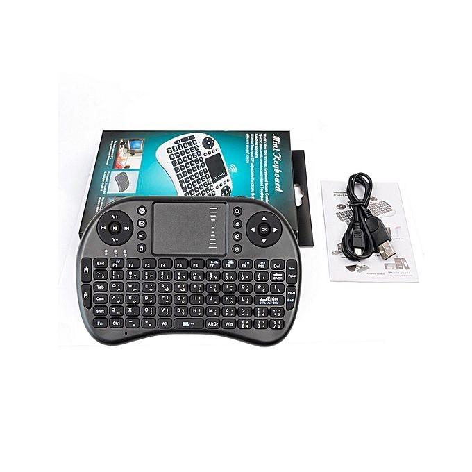 Smart Gadgets H96 PRO Android 7 1 TV Box 2GB - 16GB & I8 Keyboard