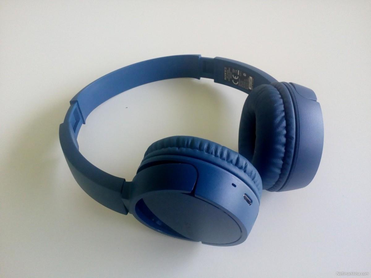 425c5dd5de4 Sony Wireless Bluetooth On-Ear Headphone Blue (WH-CH500). by Al-Oasis  Traders