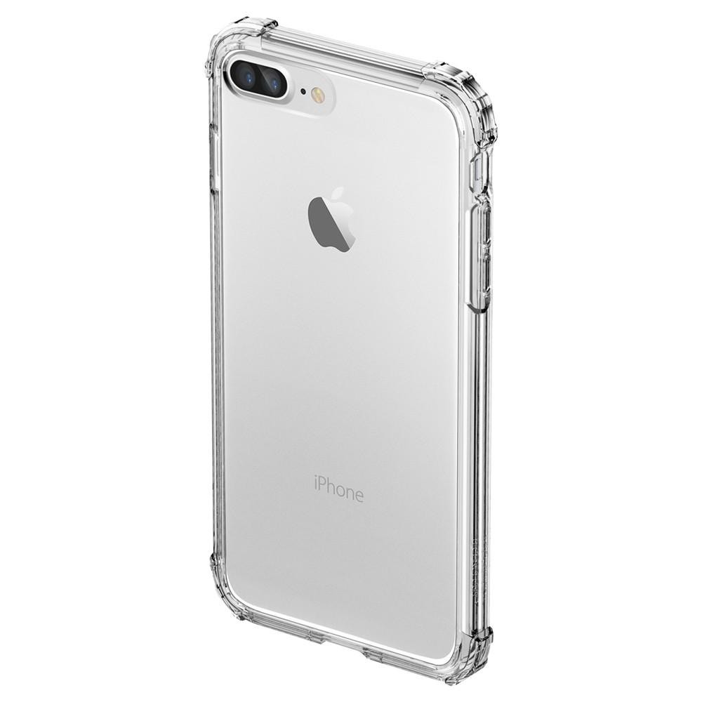 huge discount 8a16b 23a99 Spigen Crystal Shell Clear Case For iPhone 8 Plus
