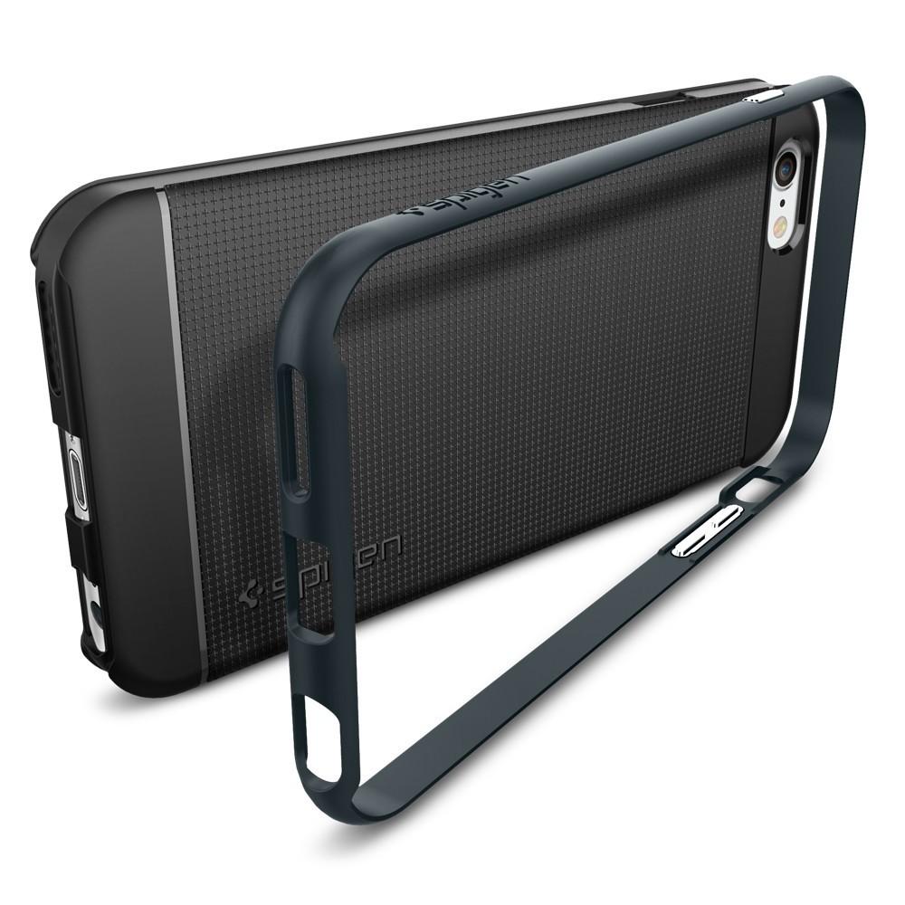 buy online daf09 59ad8 Spigen Neo Hybrid Metal Slate Case For iPhone 6s