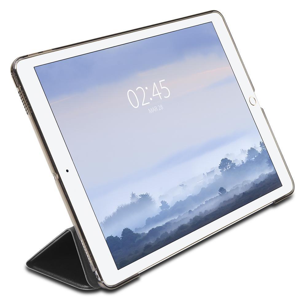 new product 8e699 cbe8a Spigen Smart Fold Black Case For iPad Pro 10.5