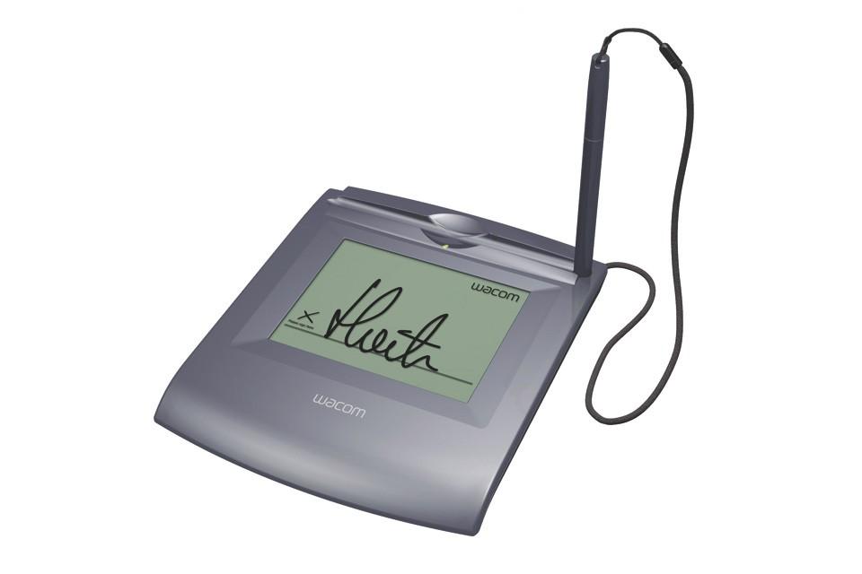 Wacom Signature Pad (STU-500)