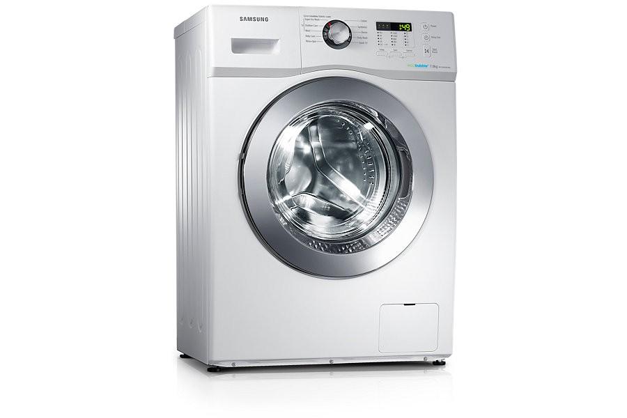 Samsung Fully Automatic Front Load Washing Machine (WF702W2BCWQ)