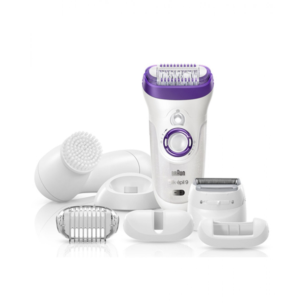 Braun Epilator with Facial Cleansing Brush Price in Pakistan  e369a9f98807