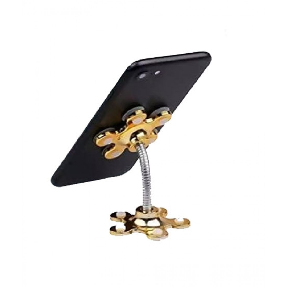 Ibrahima 360 Degree Flower Magic Mobile Holder Car Mount