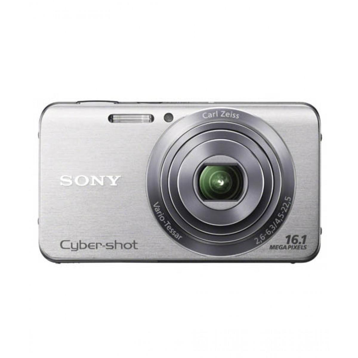 Sony DSC-W630 Cybershot Camera Silver