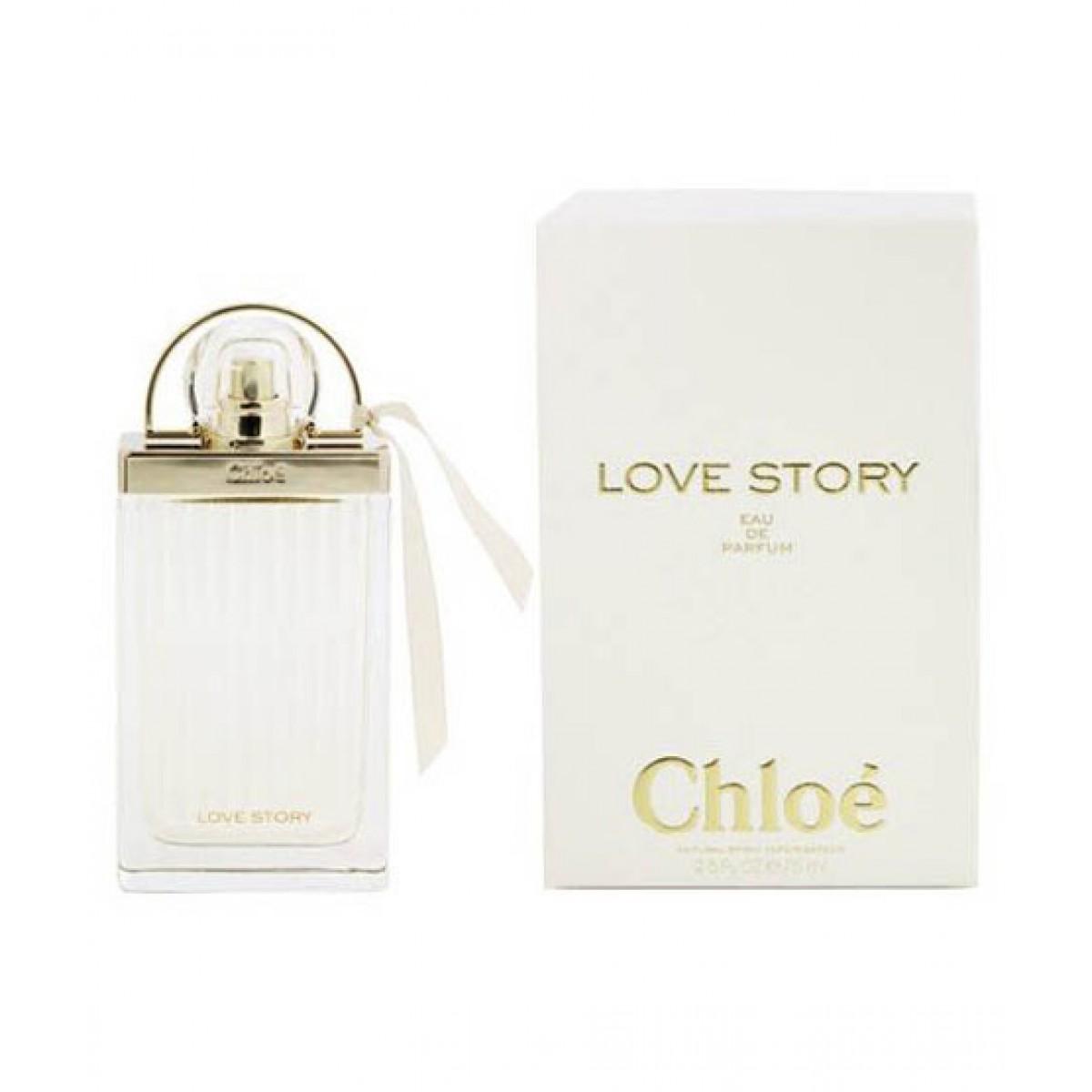 Chloe Love Story Eau De Parfum For Women 75ml