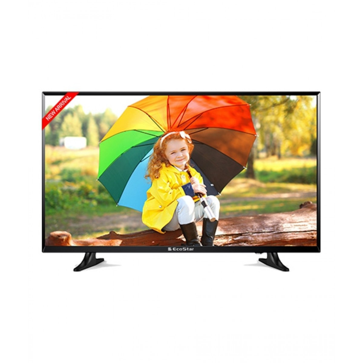 "EcoStar 40"" Smart LED TV (CX-40U852P)"