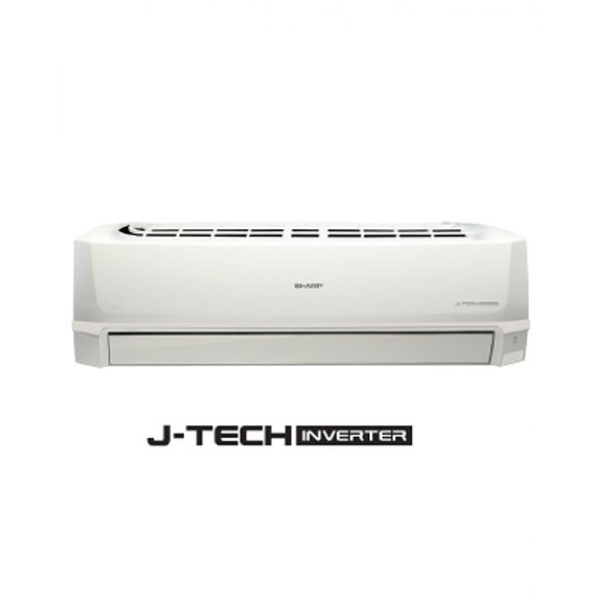 Sharp J-Tech Inverter Split Air Conditioner 2 0 Ton (AH-X24SEV)