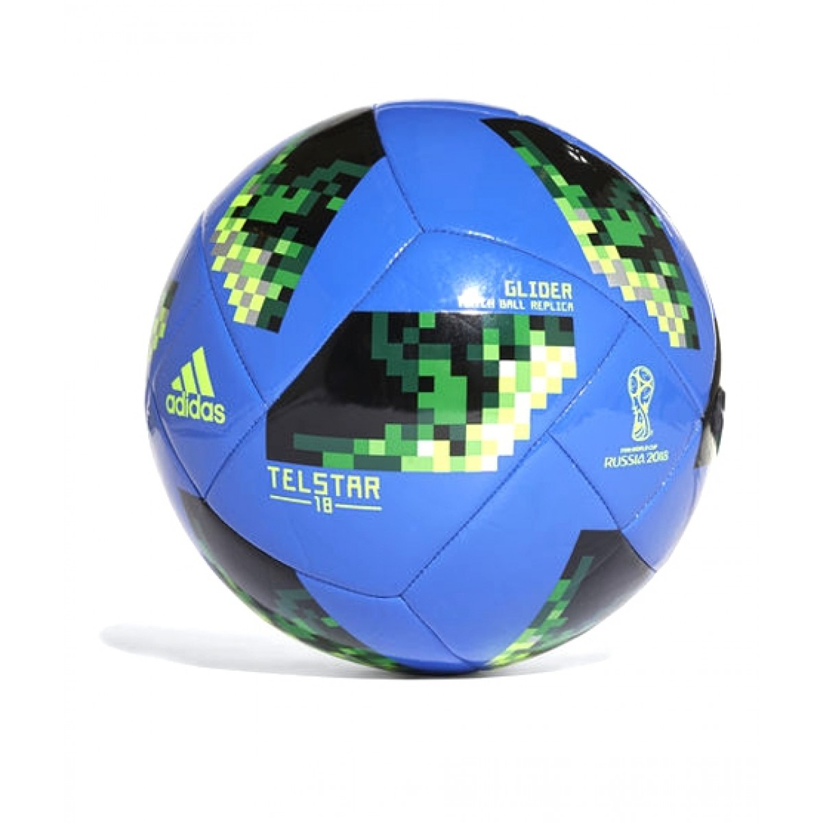 57ebacecb Football Mart Telstar Glider FIFA World Cup 2018 Official Football - Size 5  - Blue Price in Pakistan | Buy FIFA World Cup 2018 Official Football ...
