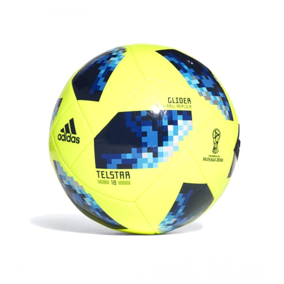 cb9563edb19 Football Mart Telstar Glider FIFA World Cup 2018 Football - Size 5 - Yellow  Price in Pakistan