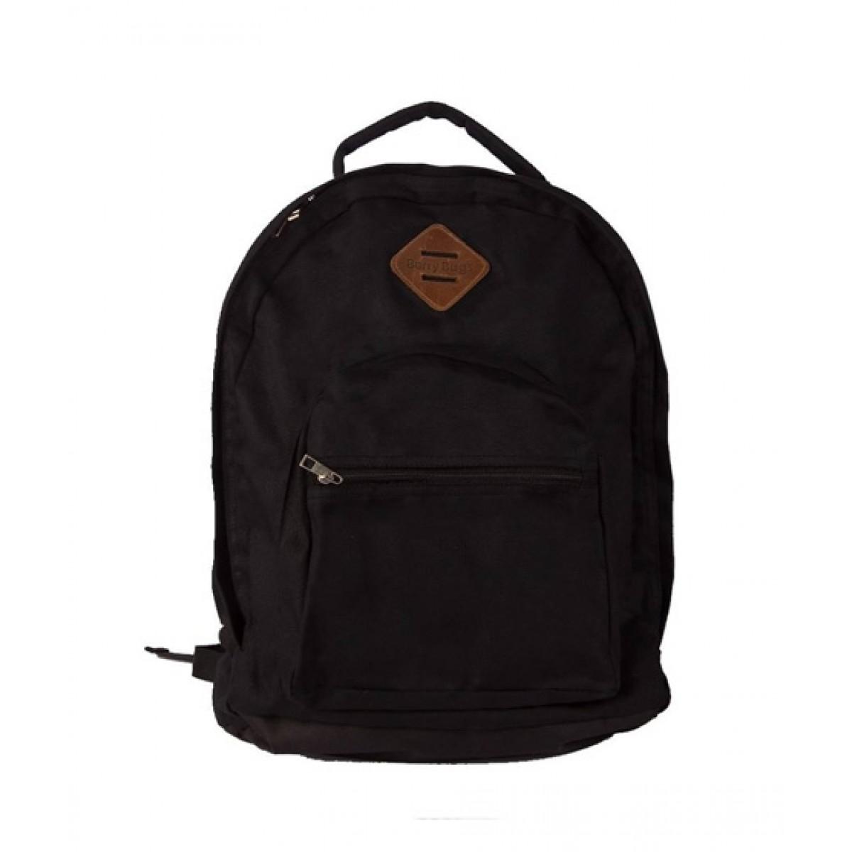 Al-Quraish School Bag For Kids Black
