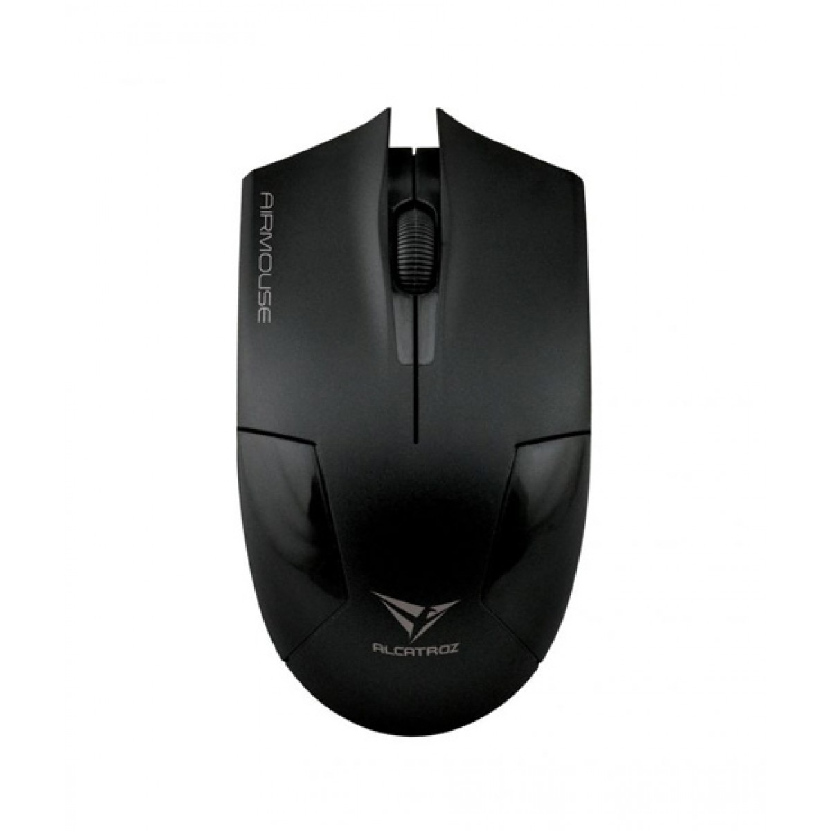 Alcatroz AirMouse Wireless Optical Mouse Black