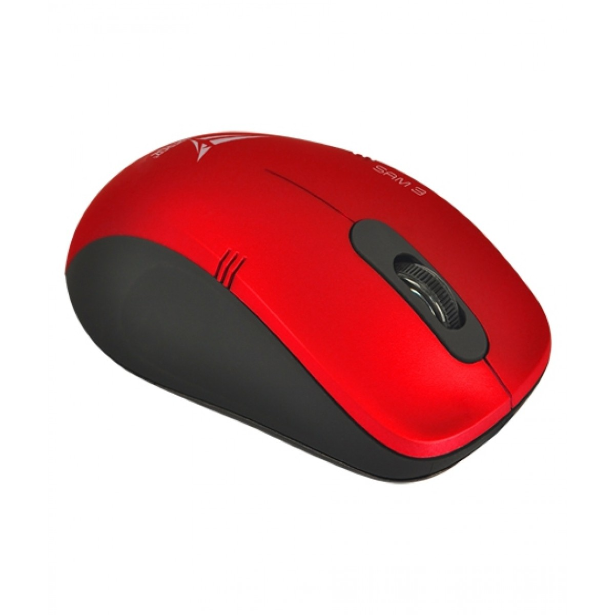 Alcatroz Stealth Air 3 Wireless Mouse Red