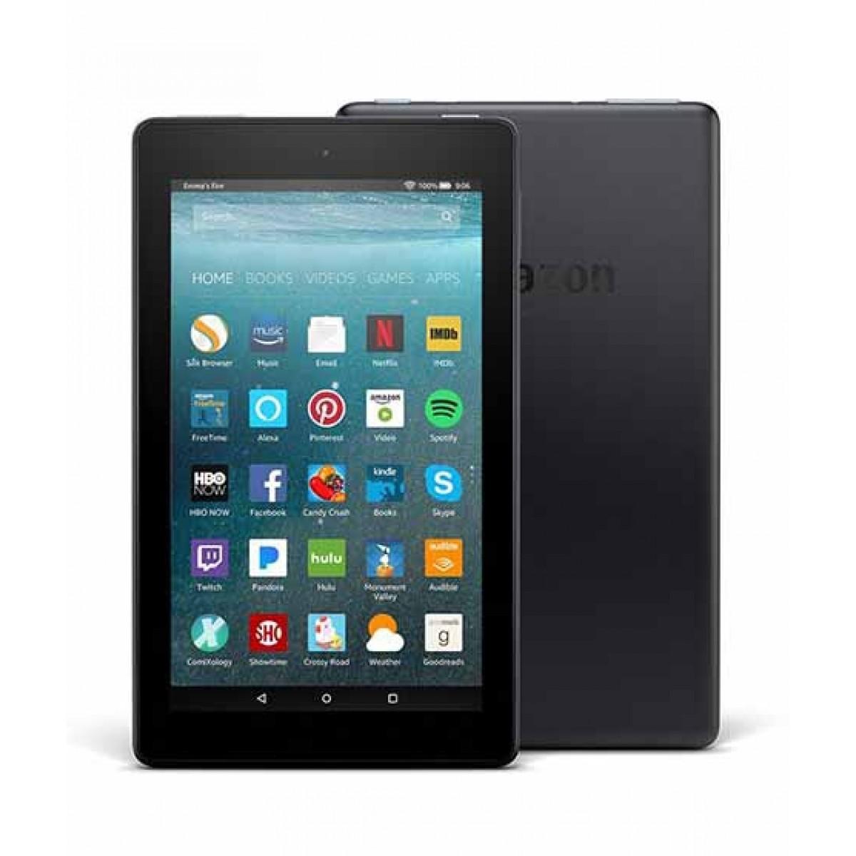 Amazon Fire 7 8GB WiFi Tablet Black
