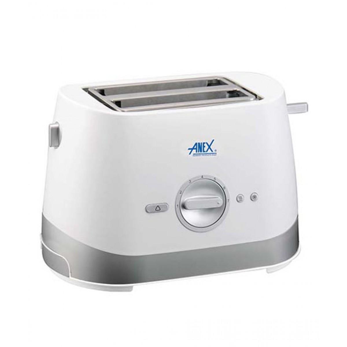 Anex 2 Slice Toaster (AG-3019)