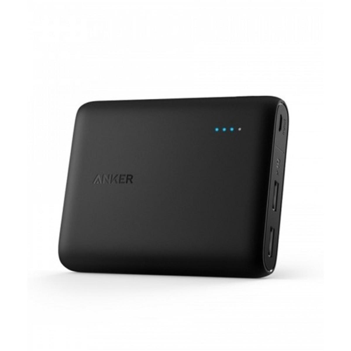 Anker PowerCore 10400mAh External Battery Pack Black