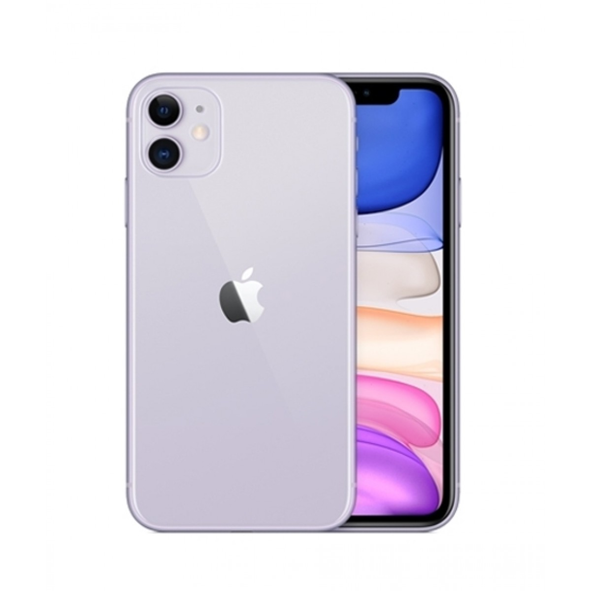Apple iPhone 11 128GB Dual Sim Purple - Non PTA Compliant