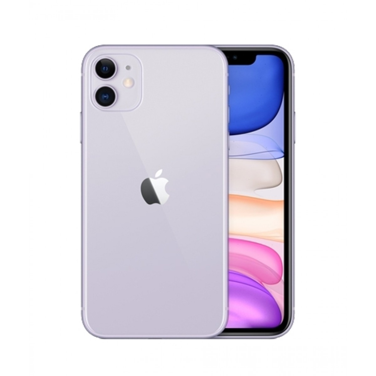 Apple iPhone 11 256GB Dual Sim Purple - Non PTA Compliant
