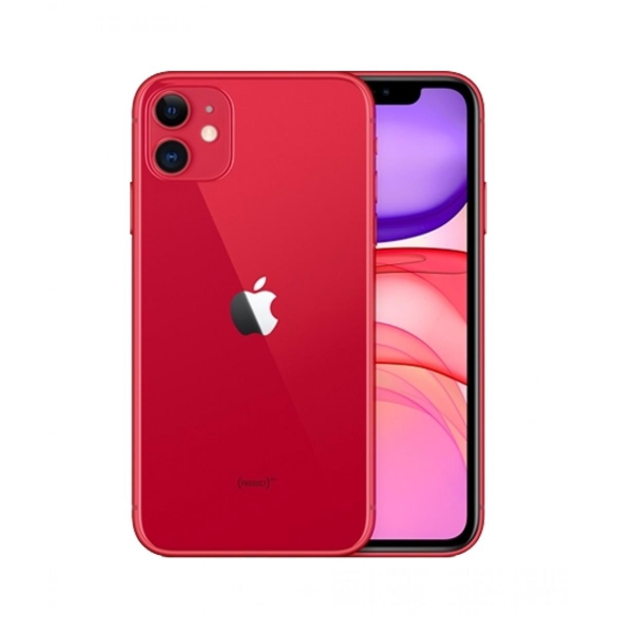 Apple iPhone 11 256GB Dual Sim Red - Non PTA Compliant