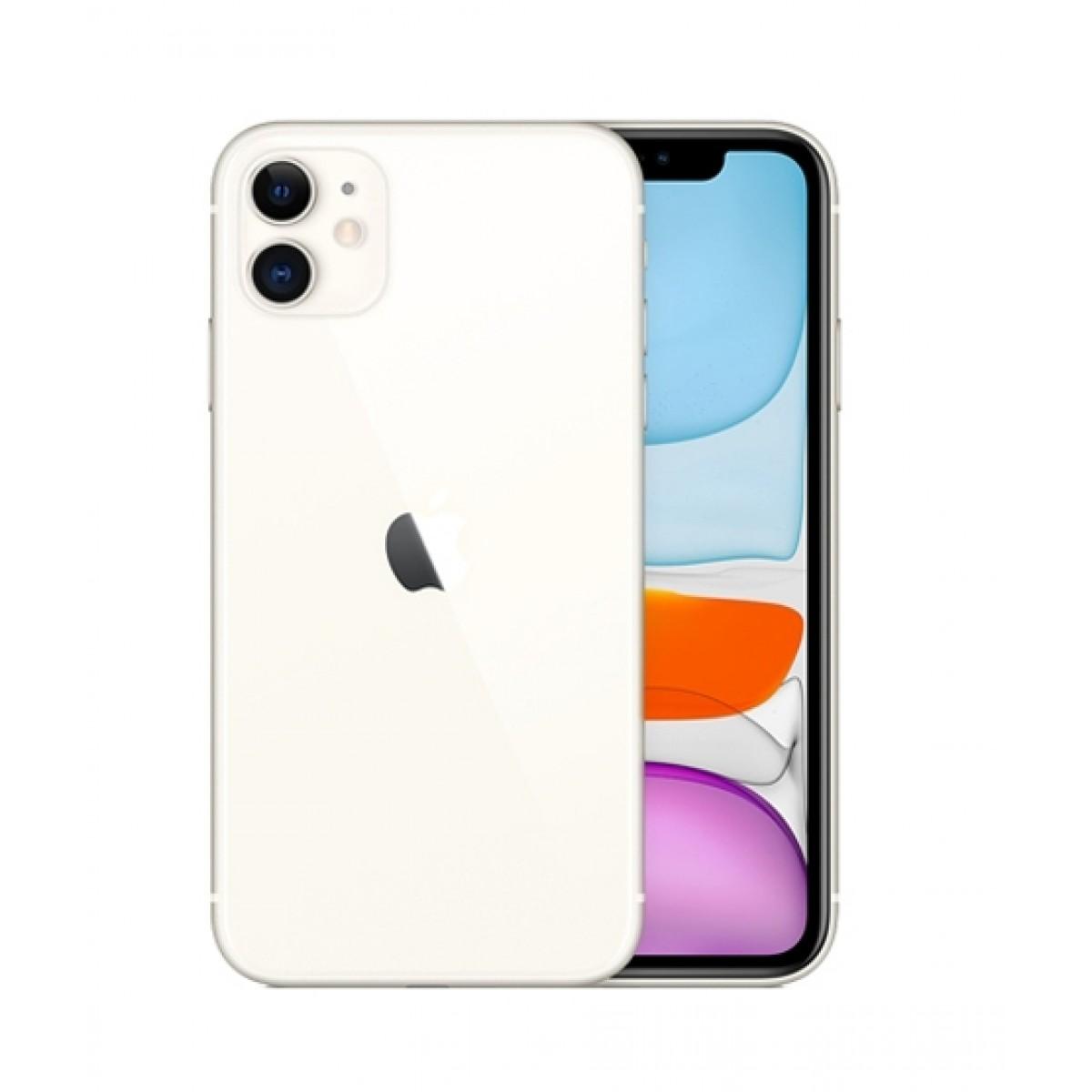 Apple iPhone 11 256GB Dual Sim White - Non PTA Compliant