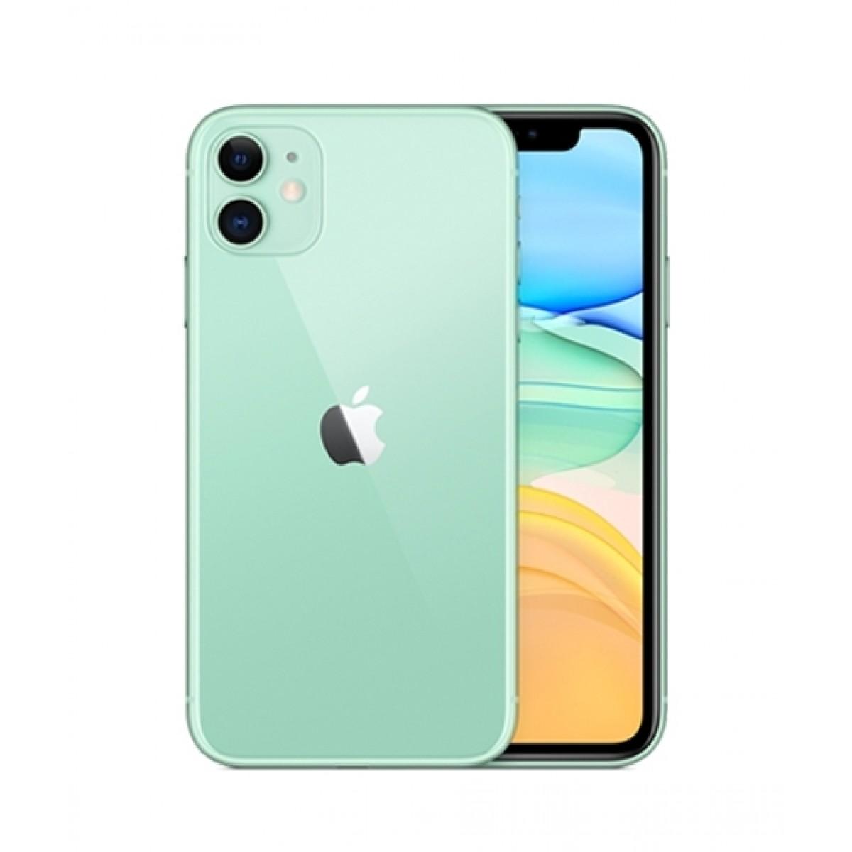 Apple iPhone 11 64GB Dual Sim Green - Non PTA Compliant