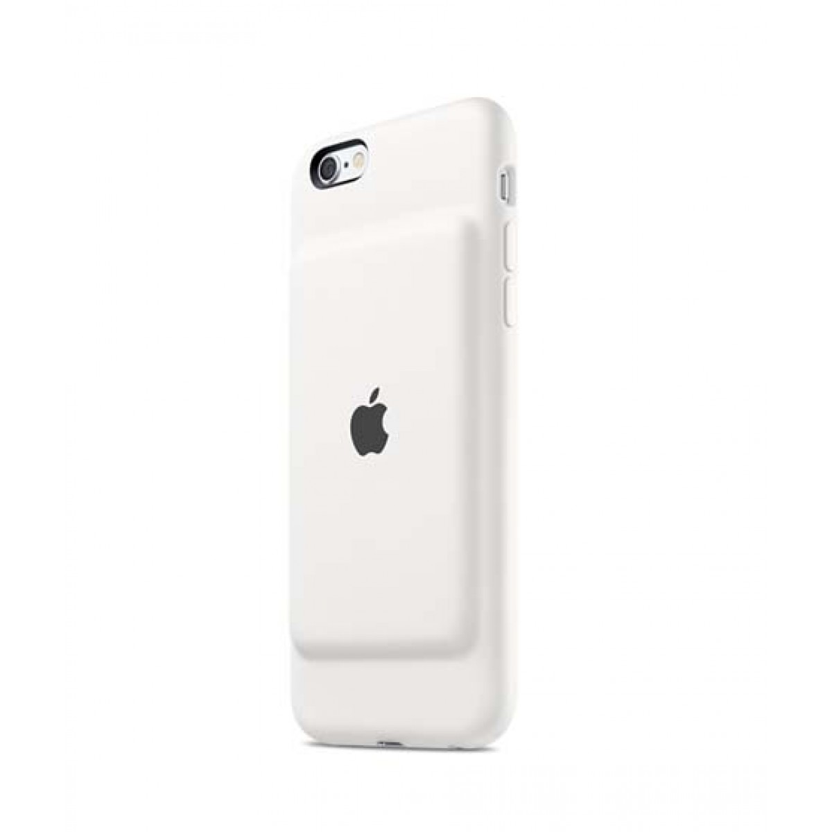 new arrival 2bce2 79990 Apple iPhone 6s Smart Battery Case White (MGQM2)
