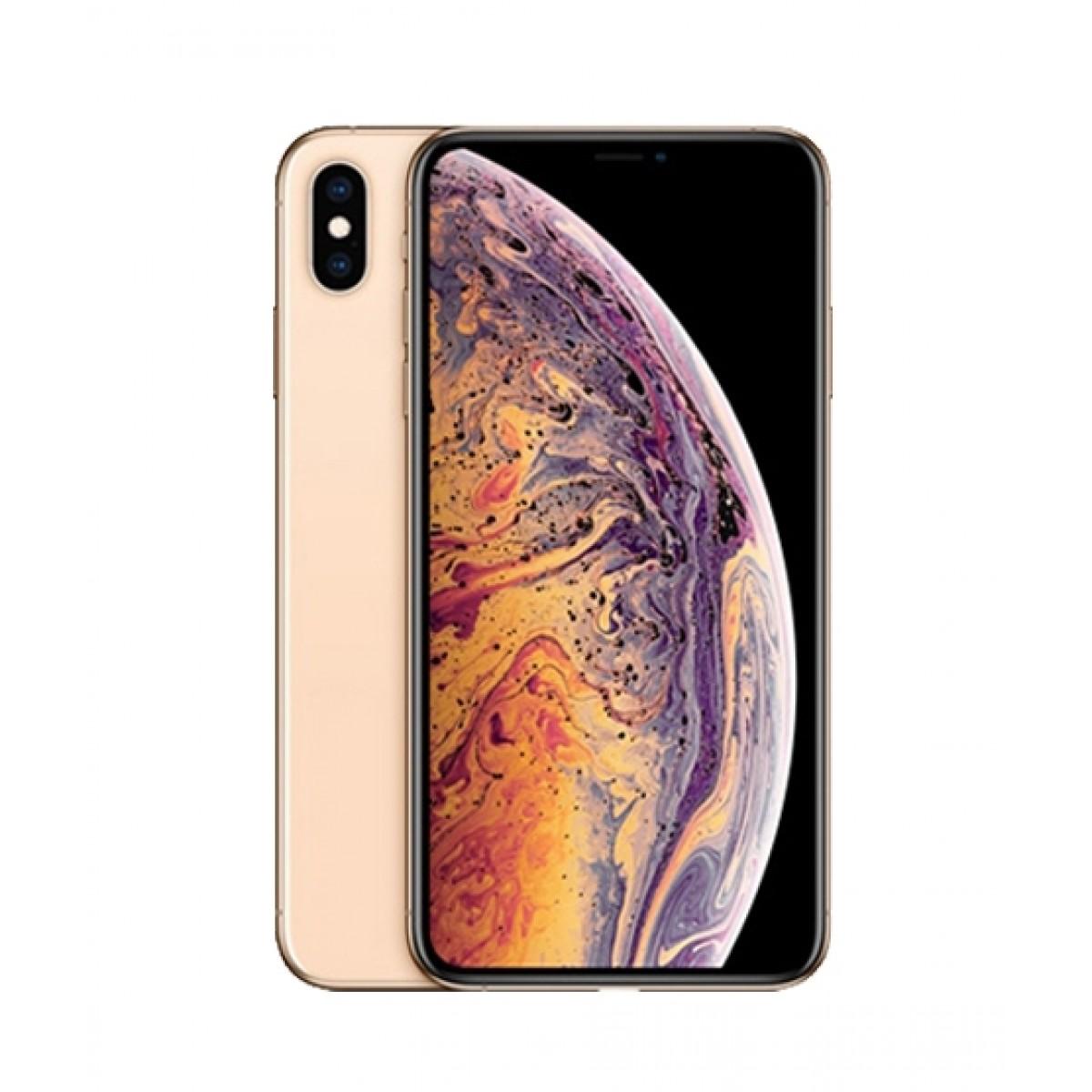 Apple iPhone XS Max 256GB Single Sim Gold - Non PTA Compliant