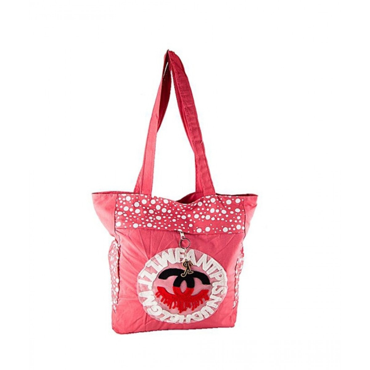 Asaan Buy Light Leather School Handbag Pink