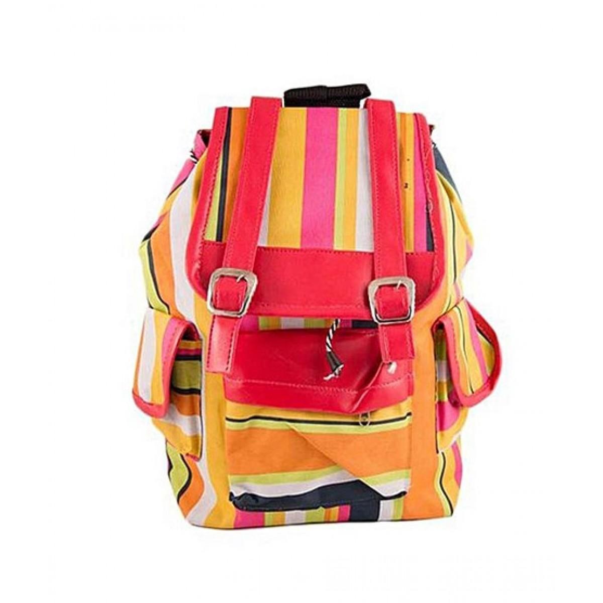 Asaan Buy School Backpack Multicolour
