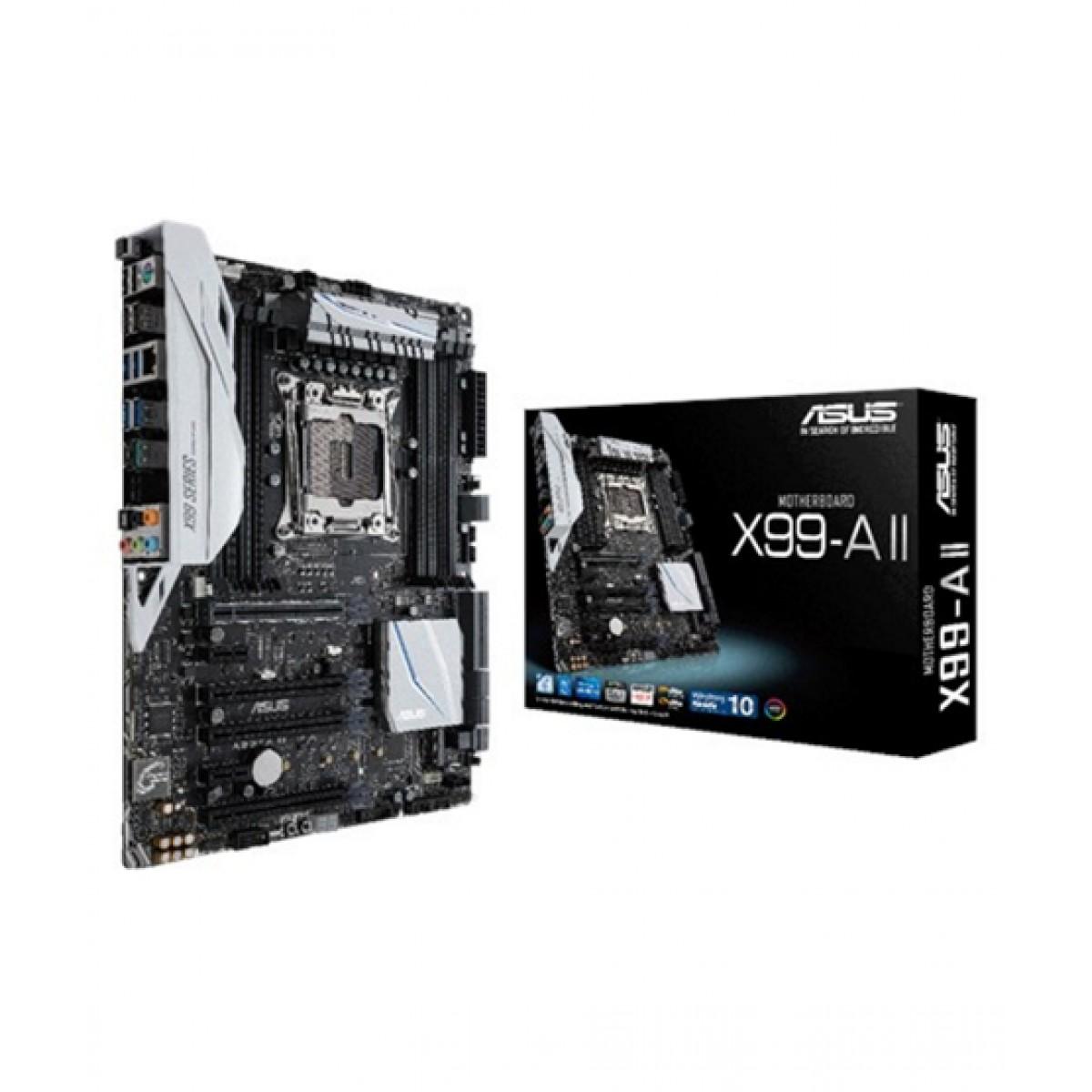 Asus Intel X99-A II ATX Motherboard