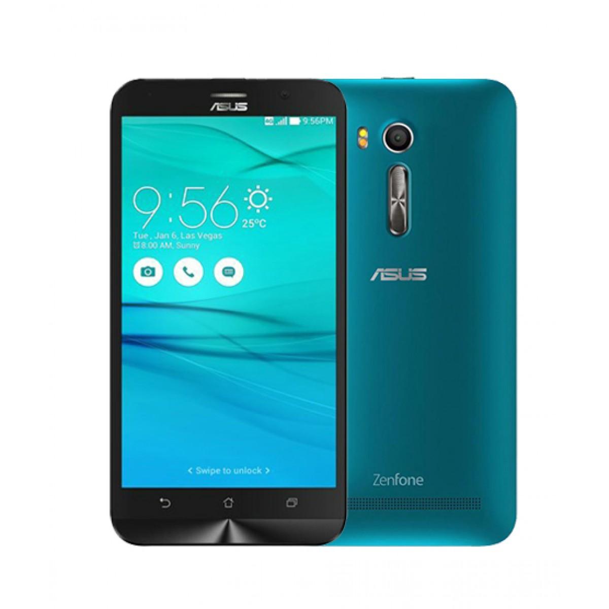 "Asus ZenFone Go 5.5"" 16GB Dual Sim Lake Blue (ZB551KL)"