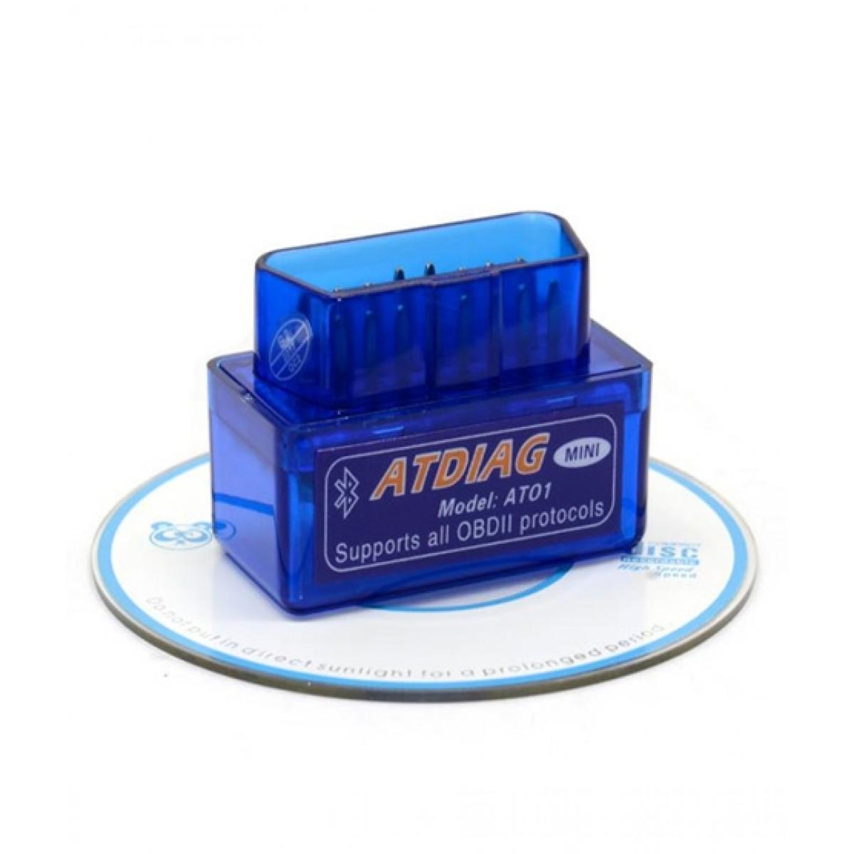 Atdiag Mini ELM327 Bluetooth OBD2 V2 1 (AT01)