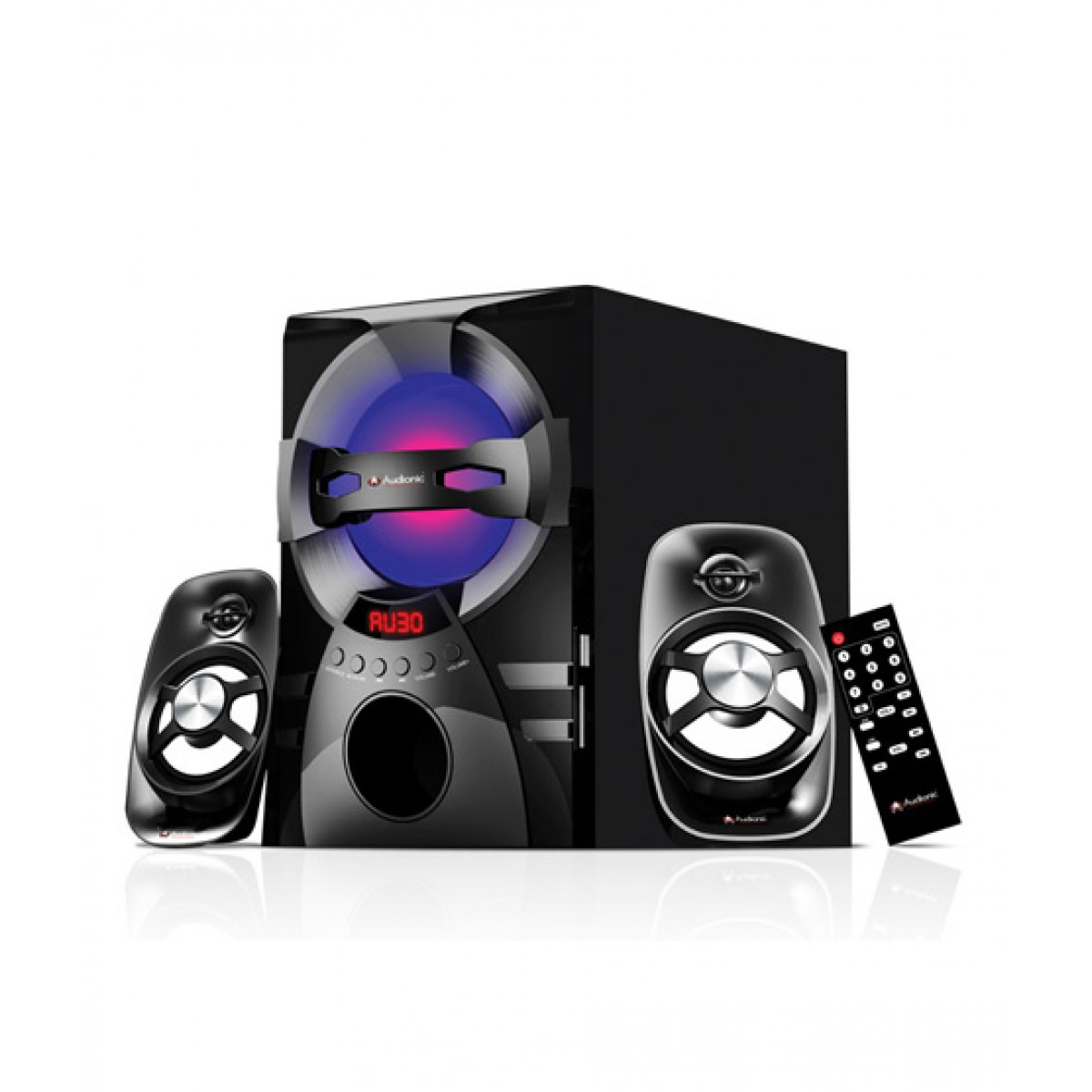 Audionic Rainbow Multimedia Speaker (R10)